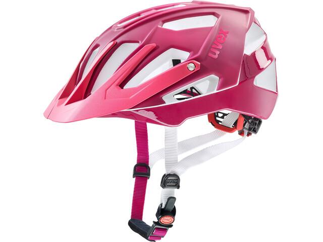UVEX Quatro - Casque de vélo - rose